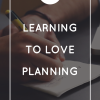 Learning to Love Planning